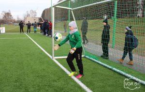 В Ольшанке откроют филиал футбольной школы