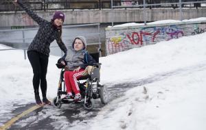 Гродненка, которая пробежит марафон в Токио, собирает деньги на помощь больным детям