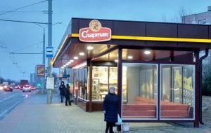 Павильоны «Спартака» на остановках в Гродно заработали в тестовом режиме