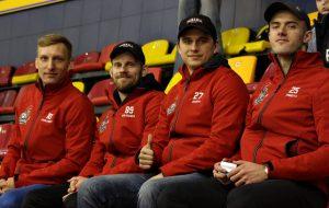 «Сюда можно ездить за настоящим хоккейным зрелищем». Гости из Белостока делятся эмоциями от матча в Гродно