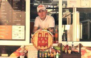 В Гродно сделали пиццу с Нотр-Дамом
