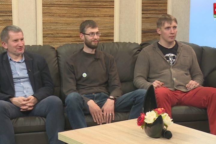 Гродненские экскурсоводы поделились профессиональными секретами на ТВ
