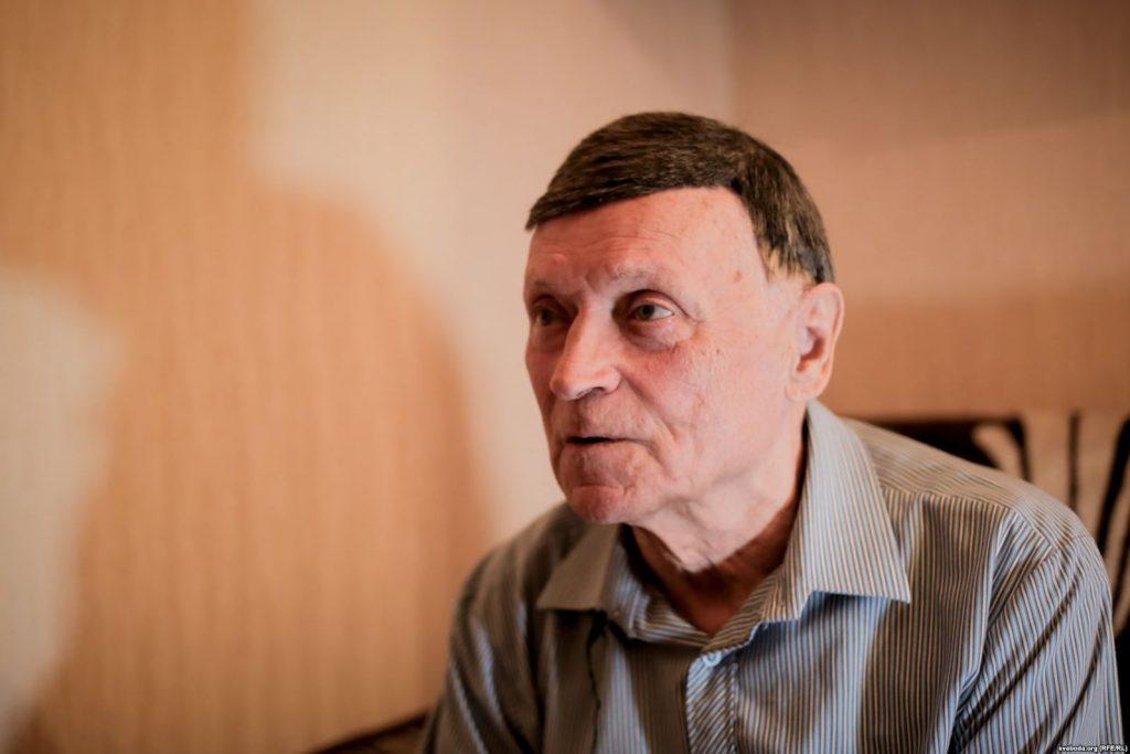 В Гродно на 87 году жизни умер легендарный тренер Ренальд Кныш