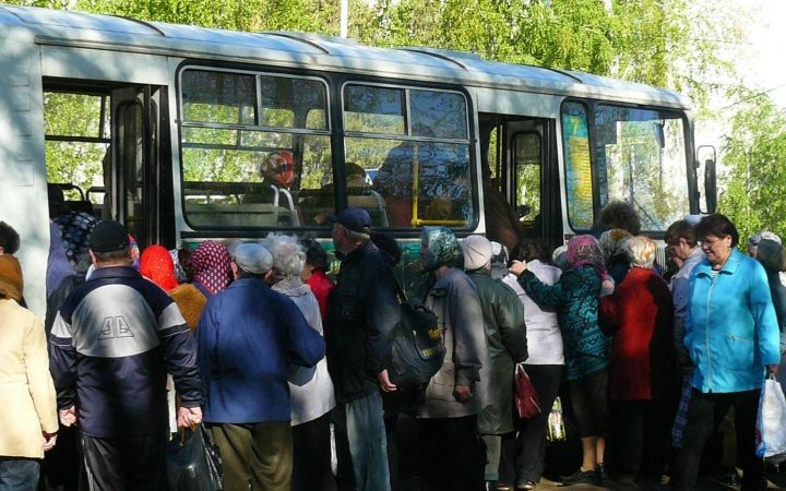 Автобусы к дачам пустят с 19 апреля. Расписание
