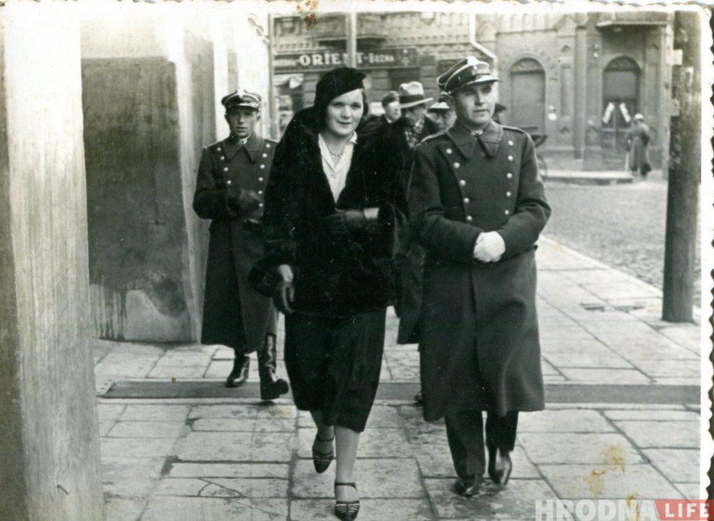 Загінуў у 1939 годзе, але пакінуў вялікі фотаархіў. Гісторыя аднаго афіцэра з Гродна