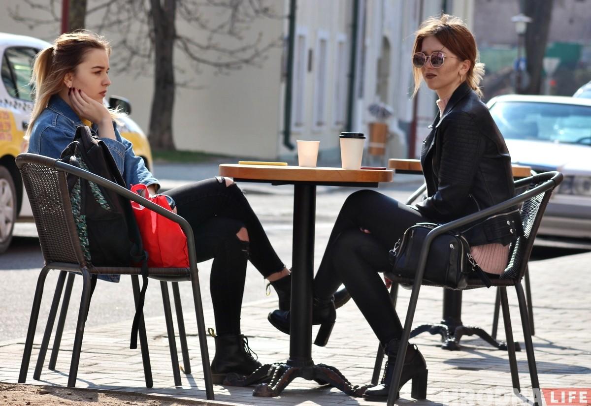 ФОТО: Гродненцы в первые выходные апреля