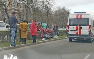 Мужчина, которого сбили в Гродно на БЛК, умер в больнице. Начато следствие, нужны очевидцы