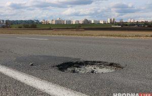 Не заметить очевидное: дороги в Беларуси не соответствуют ГОСТам, но этого часто «не видят»