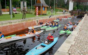 С мая под Гродно открывается сезонный пункт пропуска «Лесная — Рудавка»