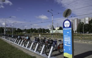 В мае в Гродно начнется тест-драйв первого в Беларуси автоматизированного проката велосипедов