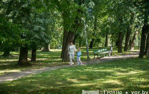 На субботнике в Гродно снесут девять зданий и высадят парк