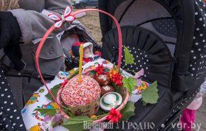 Когда и где католикам освятить продукты к Пасхе