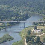 На следующей неделе частично перекроют мост на Поповича. Начнется ремонт