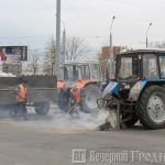 Когда в Гродно отремонтируют ямы на дорогах