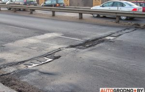 В Гродно будут ремонтировать Румлевский мост. Возможны пробки