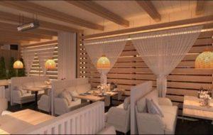 В Гродно открывается летняя терраса со средиземноморской кухней