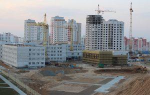 Самая большая школа в области откроется в Ольшанке к 1 сентября