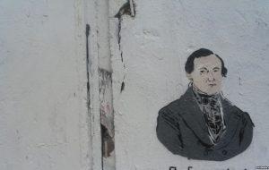Ва Украіне 4-класніца знайшла надмагільную пліту беларускага пісьменніка Яна Баршчэўскага