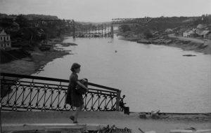 «Мясцовым ніхто не казаў, што мост плануюць узарваць». 89-гадовая гродзенка пра перадваенныя і ваенныя гады