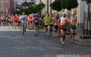 На «Гарадзенскую вандроўку» зарегистрировалось более 700 человек. В день забега перекроют улицы