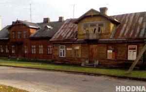 Гой обещал не сносить! Вместо деревянных домов на Мицкевича хотят построить торговый центр или гостиницу