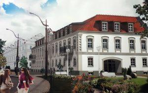 В центре Гродно началась подготовка к строительству двух новых зданий