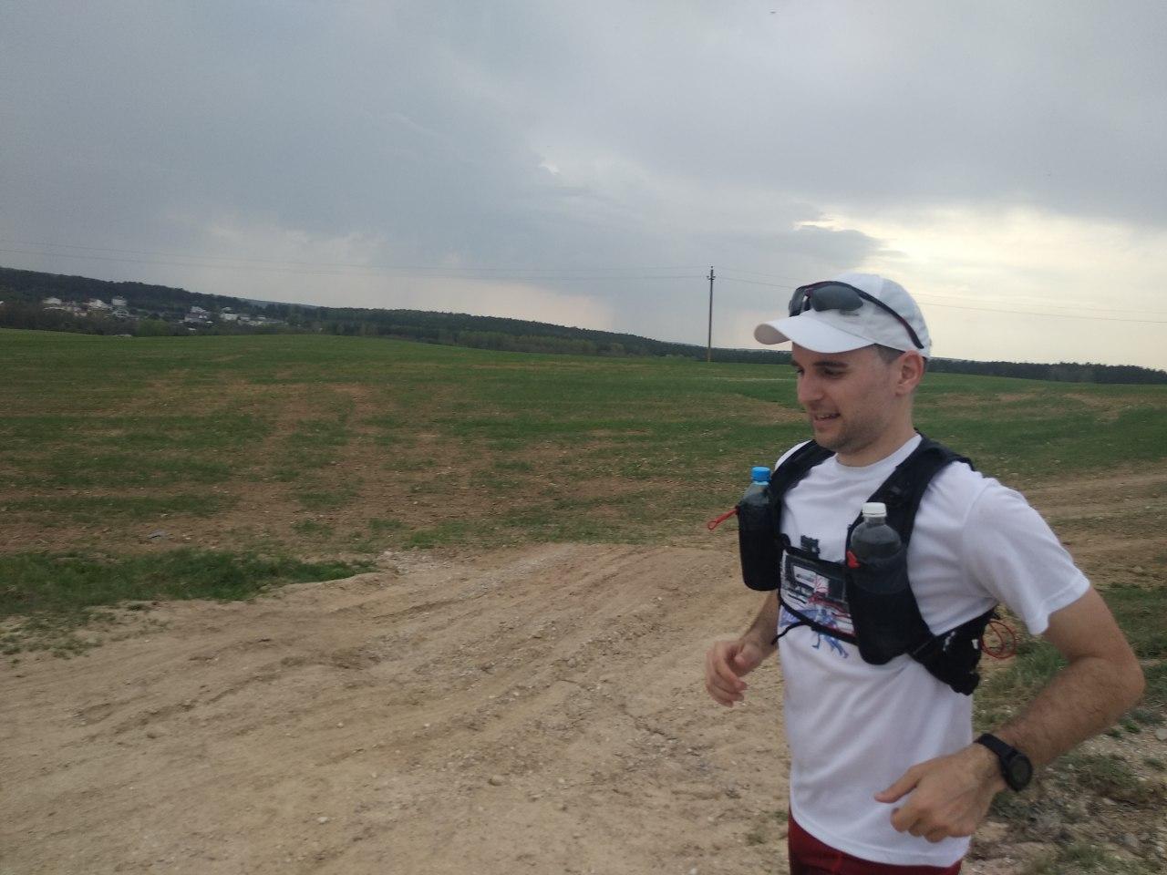 Забег на 83 кіламетры: айцішнікі прабеглі па фартах Гродзенскага раёна