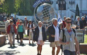 «Сюда сейчас многие стремятся попасть». Финский гид о том, почему стал возить туристов в Беларусь
