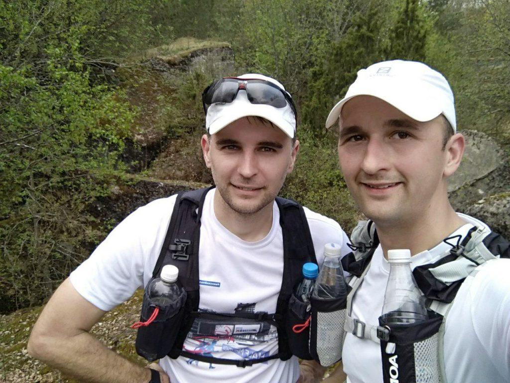 Забег на 83 километра: айтишники пробежали по фортам Гродненского района