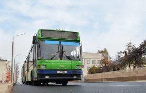 На 9 мая в Гродно пустят дополнительные автобусы в центр. Расписание