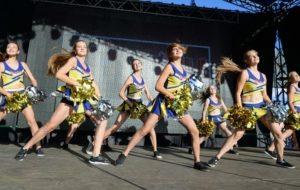 В Гродно пройдут открытые соревнования области по чирлидингу