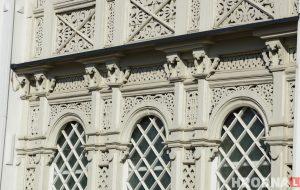 Друскенікі:  як выглядае драўляная архітэктура за 40 кіламетраў ад Гродна