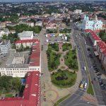Парковка на Большой Троицкой, ресторан у филармонии, кафе на Телеграфной. Что построят в Гродно