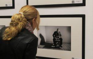 В Гродно открыли выставку «Код города». Там есть и Руслан Кулевич