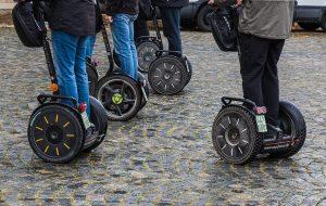 Прокат сигвеев и электросамокатов в Гродно: где и почем