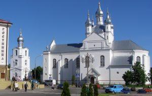 После Островецкой АЭС начнут строить ледовый дворец в Слониме