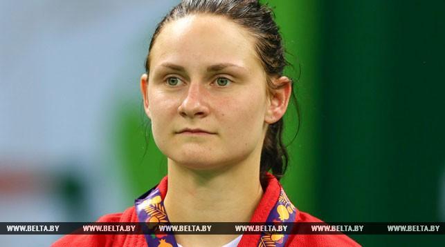 Гродненка стала четырехкратной чемпионкой Европы по самбо