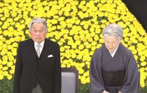 У Японіі імператар Акіхіта адрокся ад трона пасля 30-гадовага праўлення