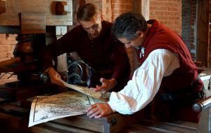 Адзін дзень у гісторыі Гродна XVI стагоддзя можна будзе пабачыць на Новым Замку 15 чэрвеня