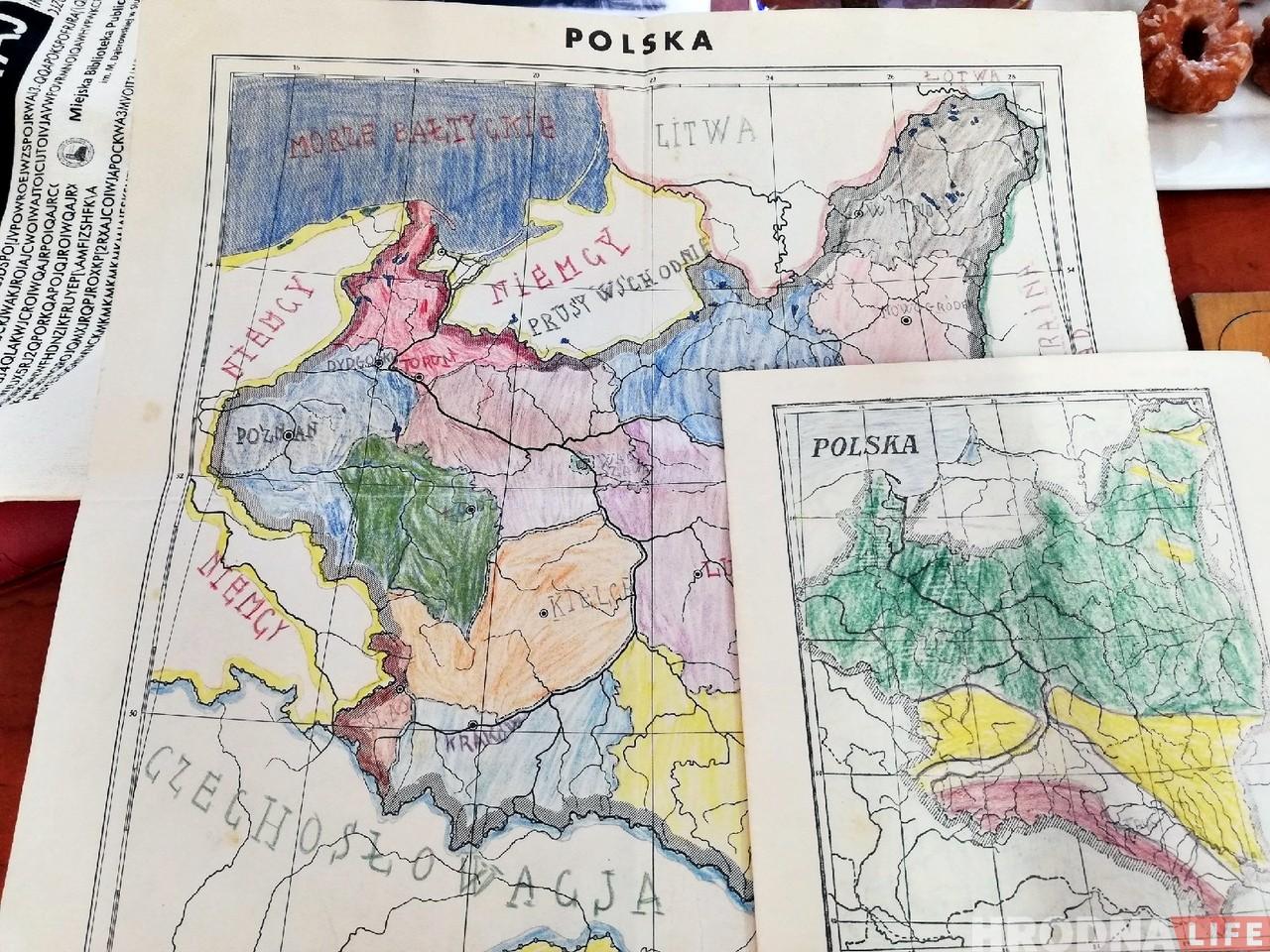 У польскім Слупску знайшлі партфель гродзенскай школьніцы, які пераносіць у канец 1930-х