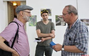 Семья Левин из Швейцарии приехала искать в Гродно свои корни