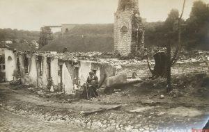 Спустя 100 лет: потомки гродненских евреев привезли из Швейцарии снимки Гродно после Первой мировой