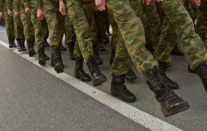 Дэпутаты падтрымалі новы закон аб прызыве ў беларускае войска