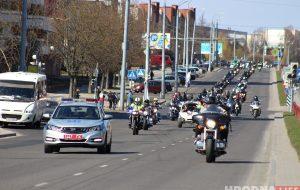 Гродненцы просят Гоя помочь с шумными мотоциклистами и создали петицию