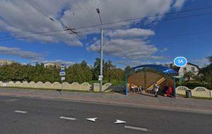В Гродно временно уберут остановку «Гроднооблнефтепродукт» на Держинского