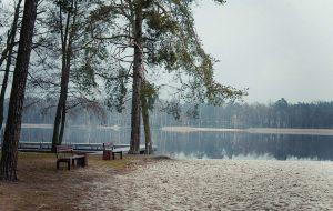 На озере Белое в Гродненской области появится зона отдыха
