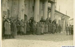 «Горад без айчыны»: Гродна ў 1919 годзе