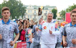 В Гродно и области откроют 3 фан-зоны ко II Европейским играм