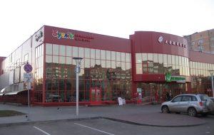 Торговый центр на Соломовой увеличат почти в два раза. Будут общественные обсуждения