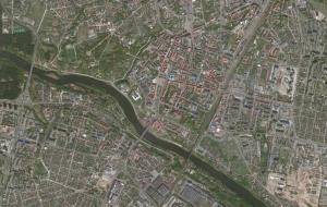 Яндекс начал показывать баллы пробок в Гродно: 6 из 10 в час пик
